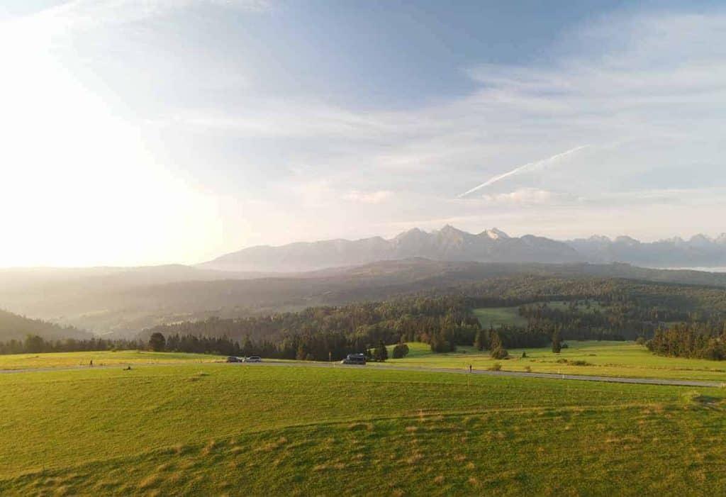 Białka Tatrzańska Góry
