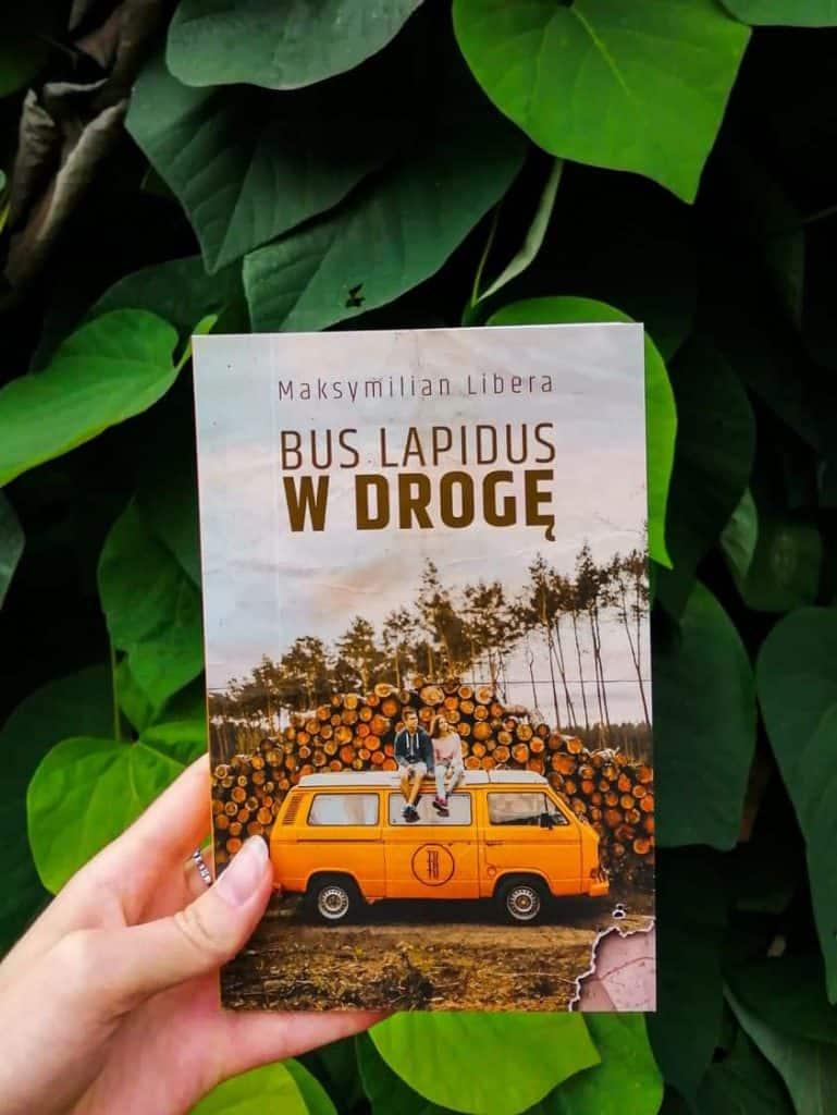 Bus Lapidus w drogę książka