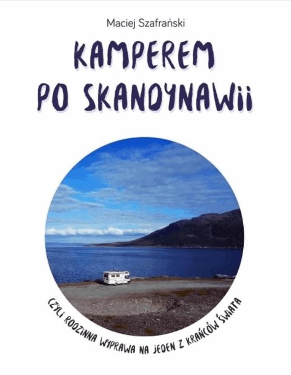 Kamperem-po-Skandynawii-Michal-Szafranski-ksiazka